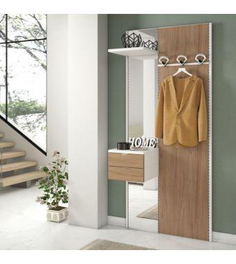 Maconi Mobile ingresso con cassetti Composizione N03 da 98 cm serie Night n' Day collection