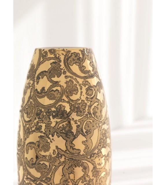 Vaso in ceramica Toki diam.20 h.57 cm Elite
