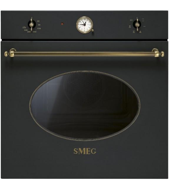 Smeg Forno ventilato SF800AO finitura antracite da 60cm
