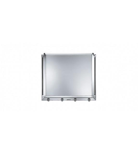 Smeg Coperchio C60CX/1 per piani cottura finitura acciaio inox da 60cm