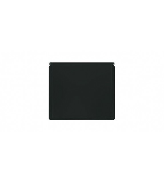 Smeg Coperchio C60CNE-2 per piani cottura finitura nero da 60cm