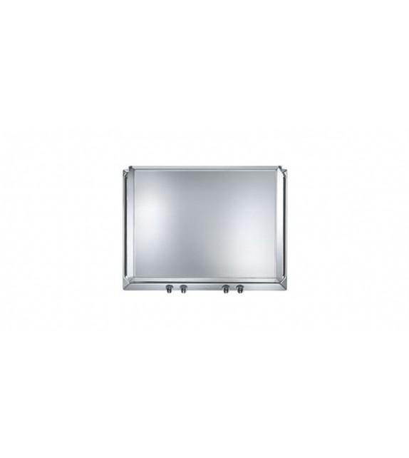 Smeg Coperchio C70CX/1 per piani cottura finitura acciaio inox da 70cm
