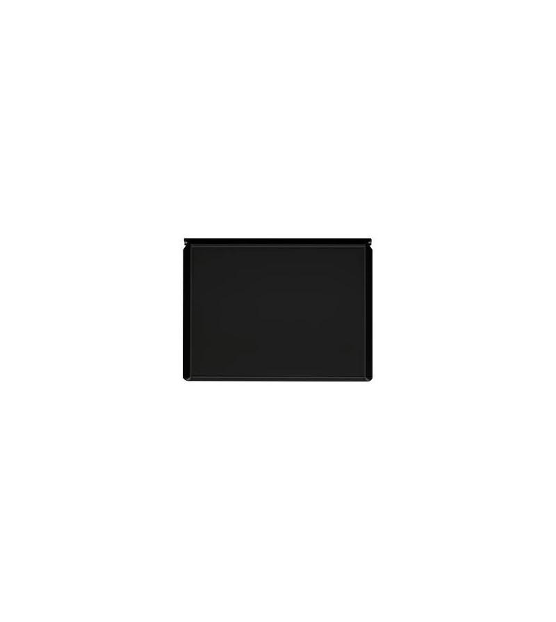 Smeg coperchio c70cne 2 per piani cottura finitura nero da for 2 piani per 2 box per auto