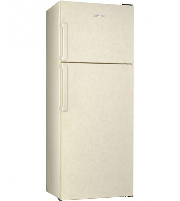 Smeg frigorifero a due porte fd43pmnf4 finitura effetto for Frigorifero 3 porte