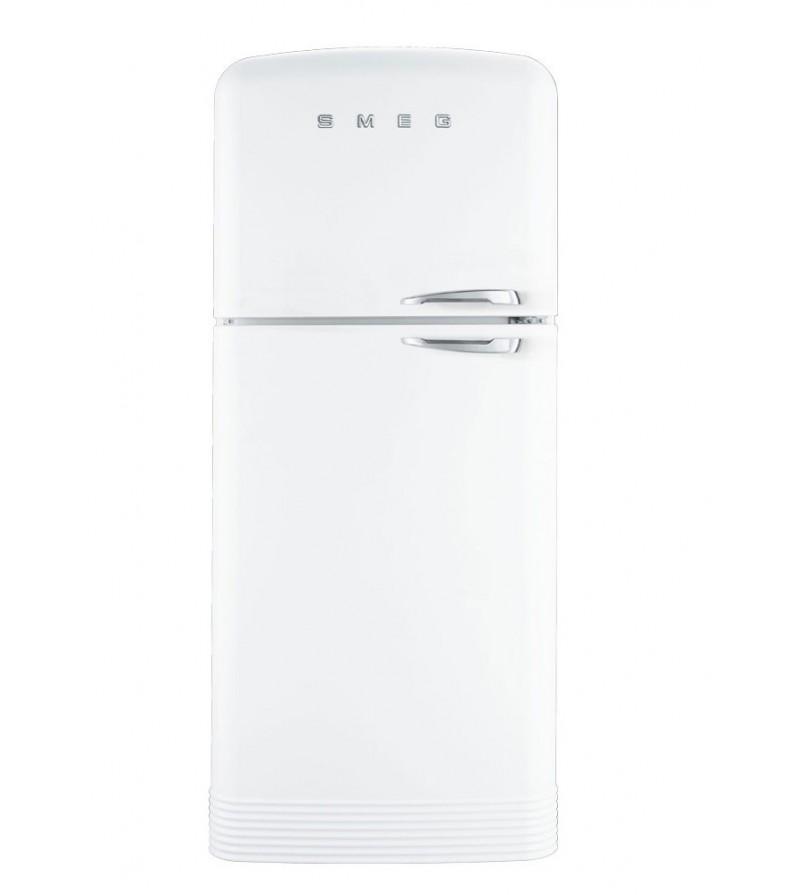 Smeg frigorifero a due porte fab50lwh finitura bianco da for Frigoriferi a due porte