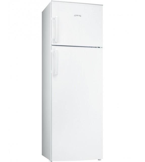 Smeg frigorifero a due porte fd32ap1 finitura bianco da for Frigoriferi a due porte