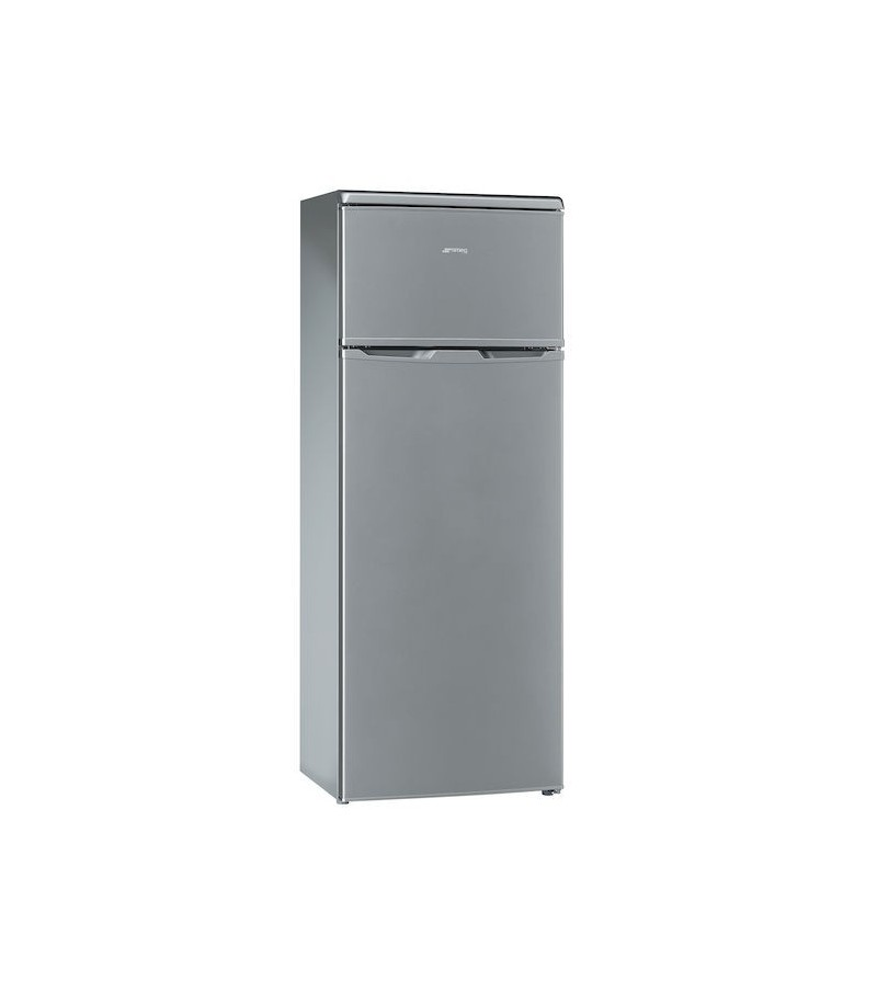 Smeg frigorifero a due porte fd239aps finitura silver da for Frigoriferi a due porte