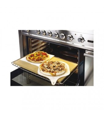 Ilve Piastra per pizza A/418/02