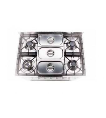 Ilve Bacinelle G/002/01 per bagnomaria in acciaio inox