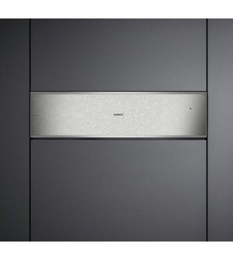 Gaggenau Cassetto Scaldavivande ad Incasso WS 482 110 Finitura Acciaio Inox con Frontale in Vetro da 76cm