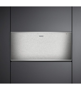 Gaggenau Cassetto Scaldavivande ad Incasso WS 462 110 Finitura Acciaio Inox con Frontale in Vetro da 60cm