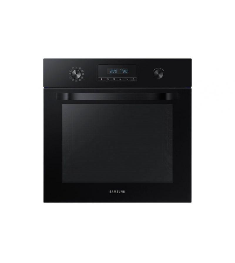 Samsung forno multifunzione da incasso nv70k2340rb finitura black da 56cm forni forni da 60 - Forno da incasso samsung ...