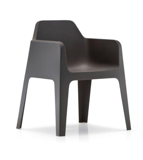 Pedrali sedia con braccioli Plus 630