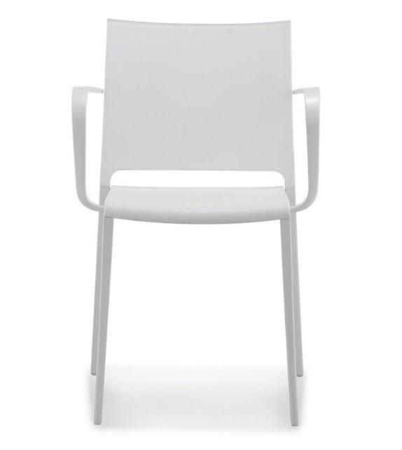 Pedrali sedia con braccioli Mya 705/2