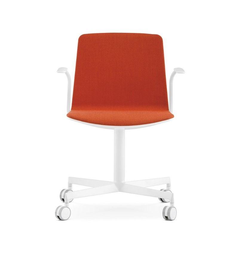 Pedrali sedia office con braccioli noa 728 arredamento for Pedrali arredamento