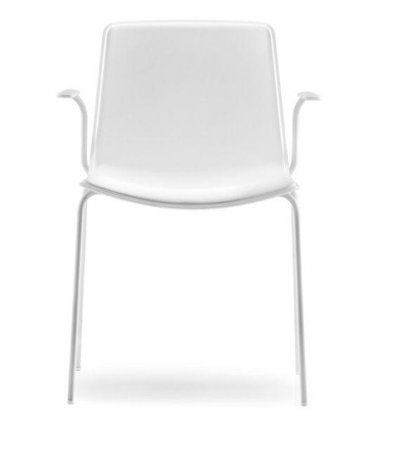Pedrali sedia con braccioli Tweet 895