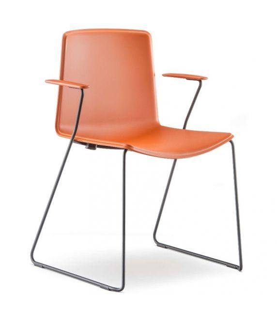 Pedrali sedia con braccioli Tweet 898