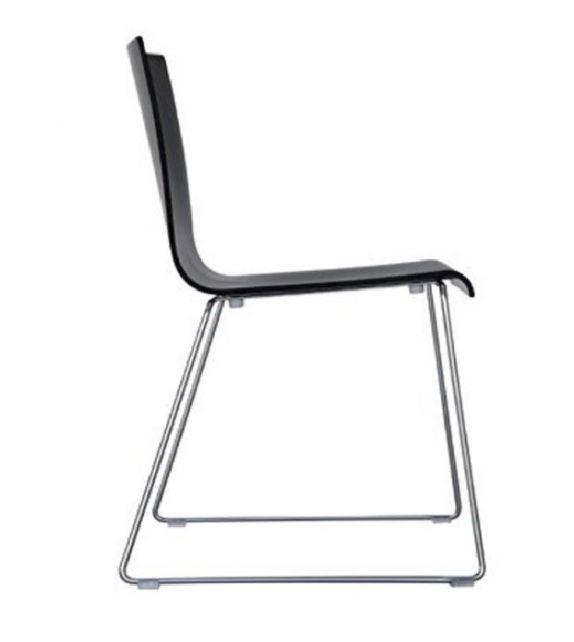 Pedrali sedia Kuadra XL 2409