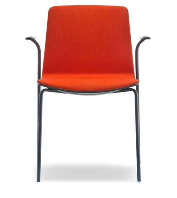 Pedrali sedia con braccioli Noa 726