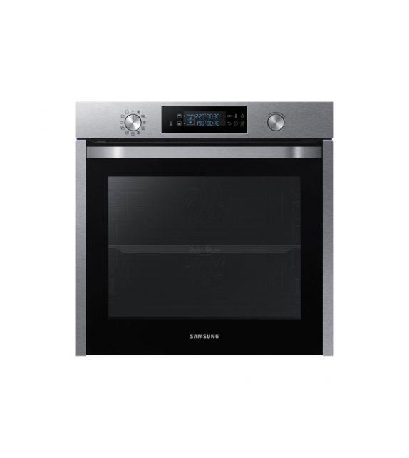 Samsung Forno multifunzione Dual Cook da incasso NV75K5541RS finitura inox antimpronta da 60cm
