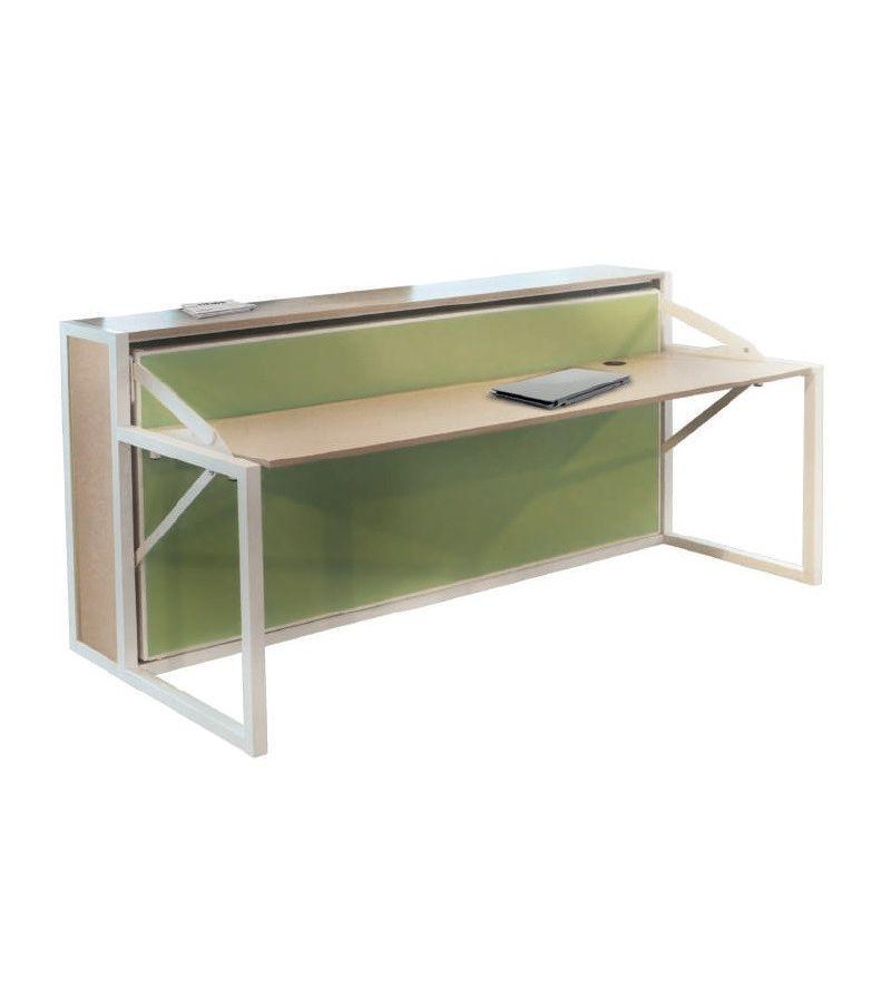 Smartbeds letto scrivania singolo b esk orizzontale s da - Scrivania da letto ...