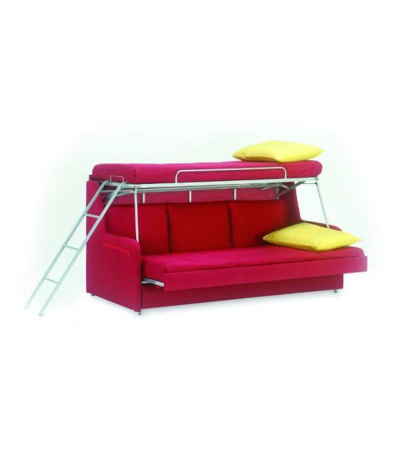 Smartbeds divano letto mr hide da 80x190 cm divani for Divano 80 cm
