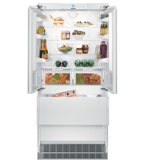 Liebherr frigorifero combinato integrabile ECBN 6256 da 91.5cm