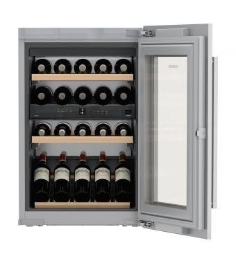 Liebherr Cantina vino sottopiano da incasso EWTdf 1653 pannellabile da 56 cm