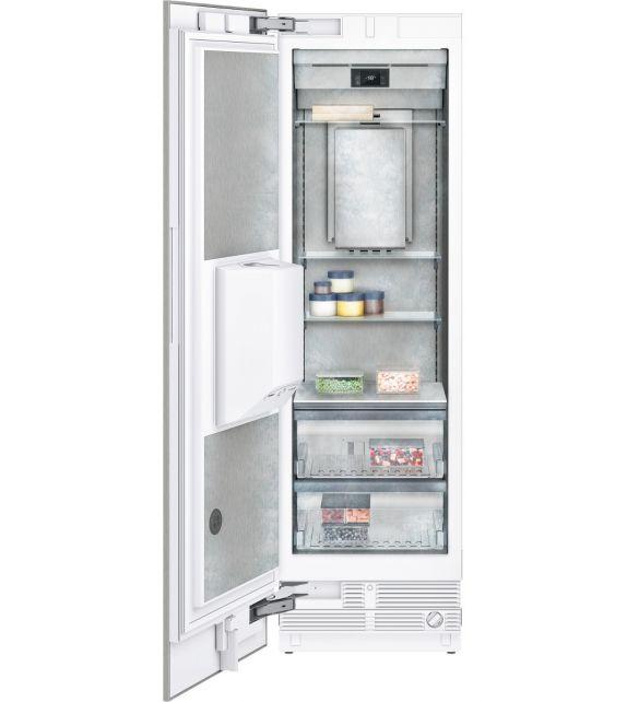 Gaggenau congelatore monoporta rf 463 305 da 61cm congelatori congelatori monoporta - Frigorifero monoporta senza congelatore ...