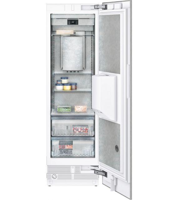 Gaggenau congelatore monoporta rf 463 304 da 61cm congelatori congelatori monoporta - Frigorifero monoporta senza congelatore ...