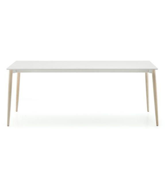 Pedrali tavolo fisso Malmo TMLF