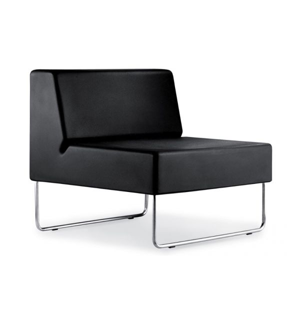 Pedrali seduta con schienale Host lounge 790