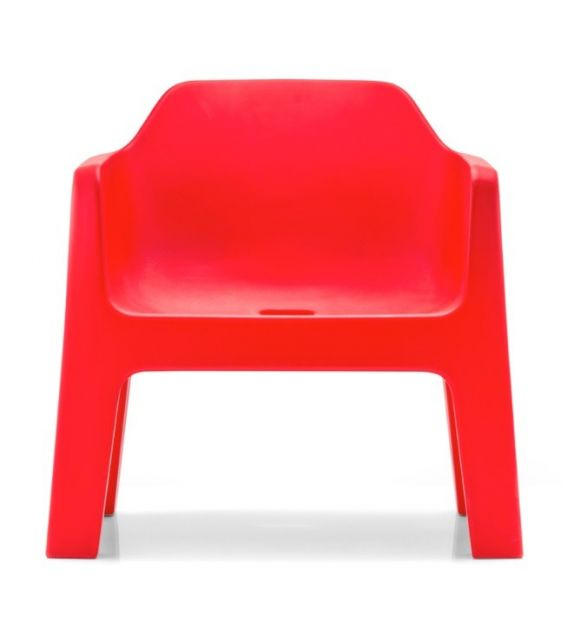 Pedrali sedia con braccioli Plus Air Lounge 631