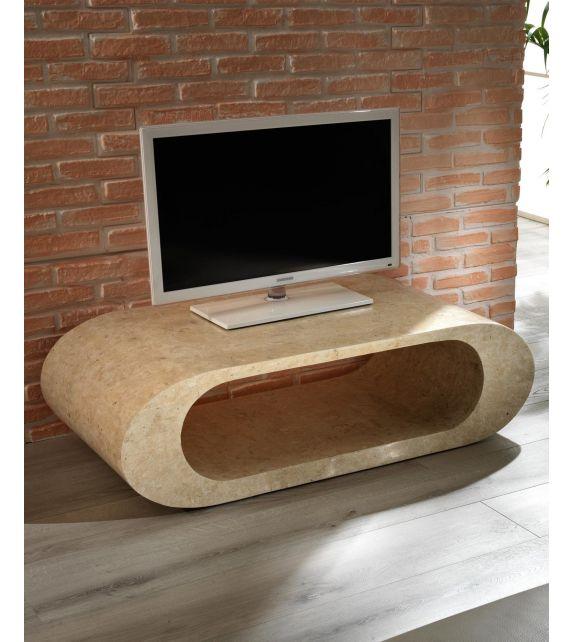 Stones Tavolino Porta TV 2 FS/005/MS Mactan Stone