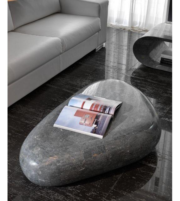 Stones Tavolino Sasso Big FS/003/GS Gray Stone