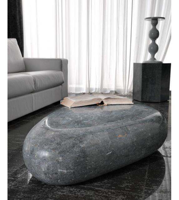 Stones Tavolino Sasso FS/002/GS Gray Stone