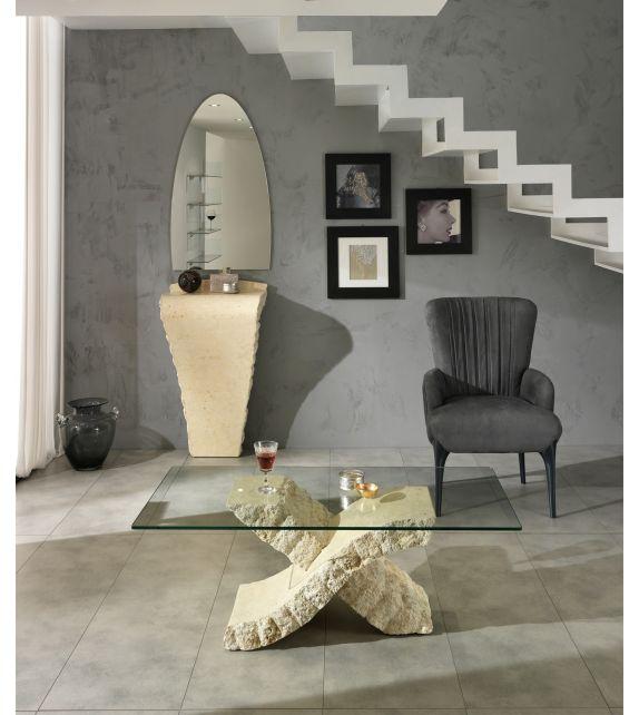 Stones Tavolino Xenon FS/053/M/A White Mactan