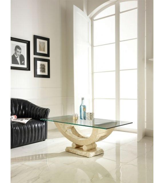 Stones Tavolino Gondola FS/129/WA/A White Agata