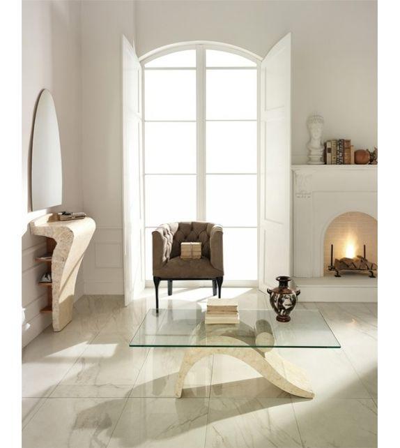 Stones Tavolino Dove FS/147/WA/A White Agata
