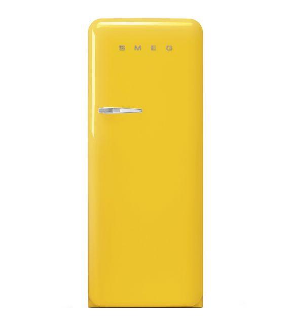 Smeg Frigorifero monoporta anni\'50 FAB28RYW3 finitura giallo da 60 ...