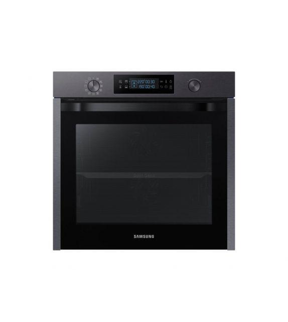 Samsung Forno multifunzione Dual Cook da incasso NV75K5541RM finitura matt black da 60cm