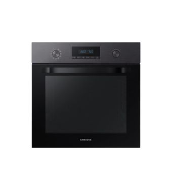 Samsung Forno multifunzione Twin Fan da incasso NV70K2340RM finitura matt black da 60cm