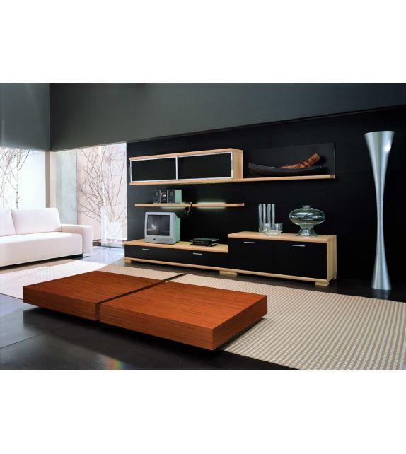Tavolino Eden Quadrato Santarossa - IN PRONTA CONSEGNA