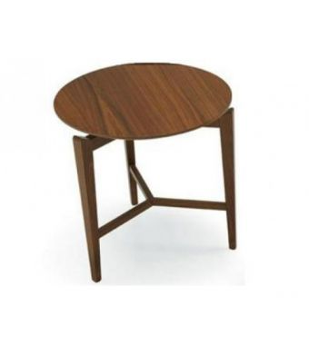 Connubia Tavolino Symbol finitura nocciola 40x40x40 cm