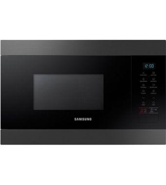 Samsung Forno Microonde da incasso MS22M8074AM finitura matt black da 60cm