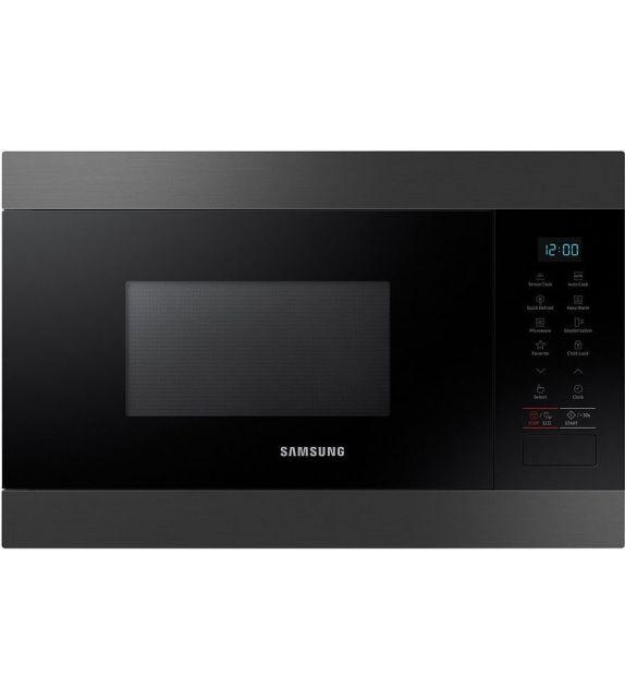 Samsung Forno Microonde da incasso MS22M8074AM finitura matt black da 36.2cm