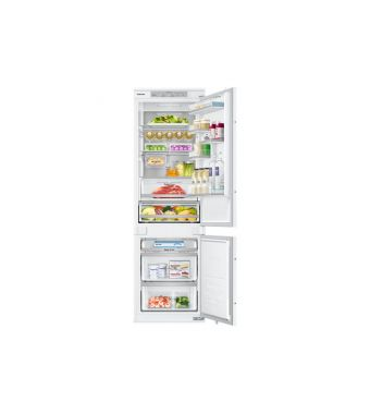 Samsung Frigorifero combinato da incasso BRB260089WW finitura bianco da 54