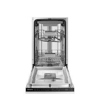 Samsung Lavastoviglie Slim a scomparsa totale DW50R4050BB da 45.2cm