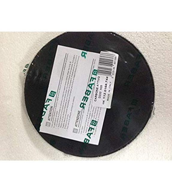 Faber Filtro carbone attivo per cappa incasso smart Faber 112.0168.744