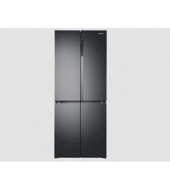 Samsung Frigorifero side by side a libera installazione RF50N5970B1 finitura matt black da 79.5cm